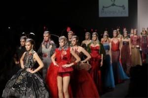 Finale BIFW13 Melinda Looi Couture