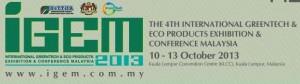 IGEM2013 logo
