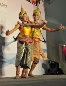 Thailand Week 2015 - Thai Cultural Dance