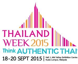 Thailand Week 2015 logo