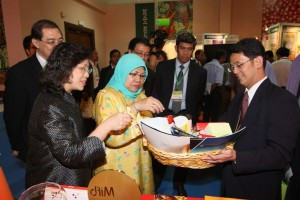 Visit By Deputy Minister of Agriculture Msia_r